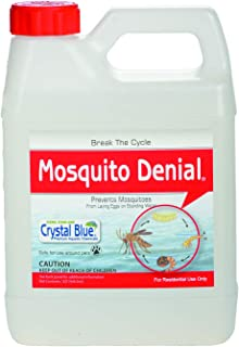 Best treat standing water mosquito larvae Reviews