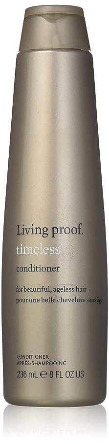 路面電車維持するアンデス山脈リビングプルーフ Timeless Conditioner (For Beautiful, Ageless Hair) 236ml