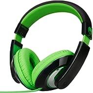 RockPapa On Ear Stereo Headphones Earphones for Adults Kids Childs Teens, Adjustable, Heavy Deep...