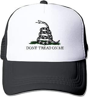 Don't Tread On Me Baseball Hat Visor Mesh Cap