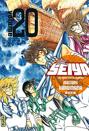Saint Seiya - Deluxe (les chevaliers du zodiaque) - Tome 20