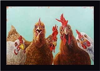 Chicken for Dinner by Lucia Heffernan 12