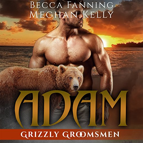 Adam audiobook cover art