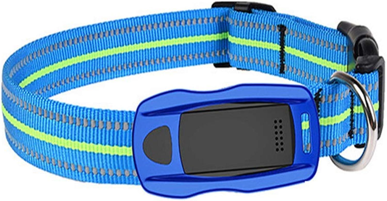 BUHWQ Pet Tracker GPS Pet Locator Cat Dog Collar AntiLost Gps Tracking Multiple Positioning Waterproof