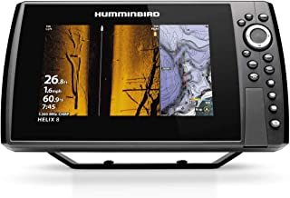 $1257 » Humminbird 411350-1 Helix 8 Chirp MEGA SI+ GPS G4N Fish Finder