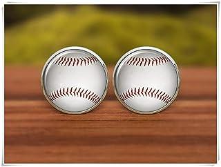 Gemelos de béisbol de la familia We are Forever, gemelos de bola, gemelos deportivos, gemelos para eventos, regalo de novi...