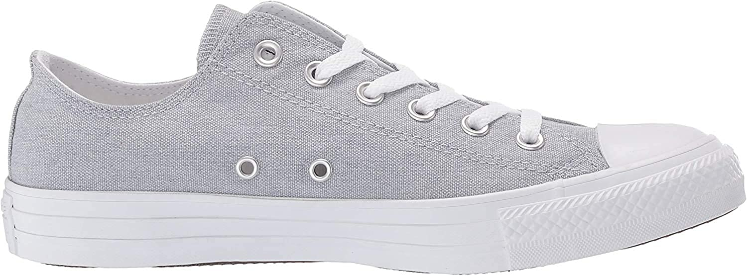 Converse Men's Unisex Chuck Taylor All Star Washed Low Top Sneaker