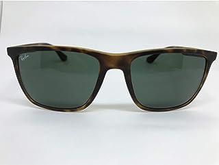 066367653 Óculos de Sol Ray Ban Rb4288l 894-71/57 Tartaruga - Lente Verde Classica