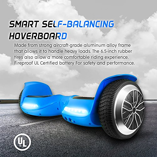 levit8ion ION 6.5' Hoverboard -Self Balancing Scooter 2...