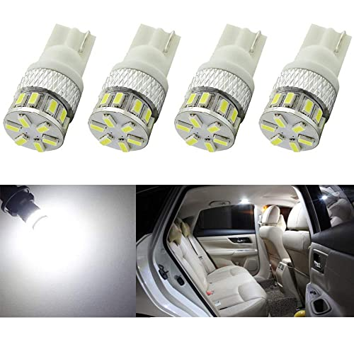 Dome Light Interior LED Upgrade YELLOW//AMBER 1 x T10 W5W 501 194 168 Wedge Capless Push Fit LED Bulb Show Car Side Lights Parking Footwell or Boot