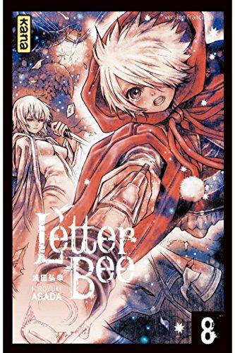 Letter Bee - Tome 8 (Shonen)