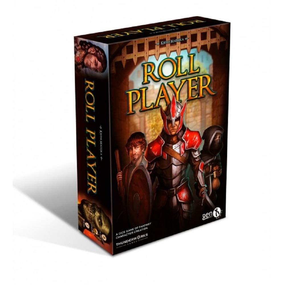 Gen x games Roll Player 5% en Libros: Amazon.es: Juguetes y juegos