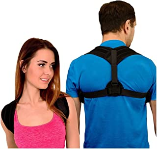 featured product JRG Back Posture Corrector for Women & Men - Effective and Comfortable Posture Brace for Slouching & Hunching - Discreet Design - Clavicle Support