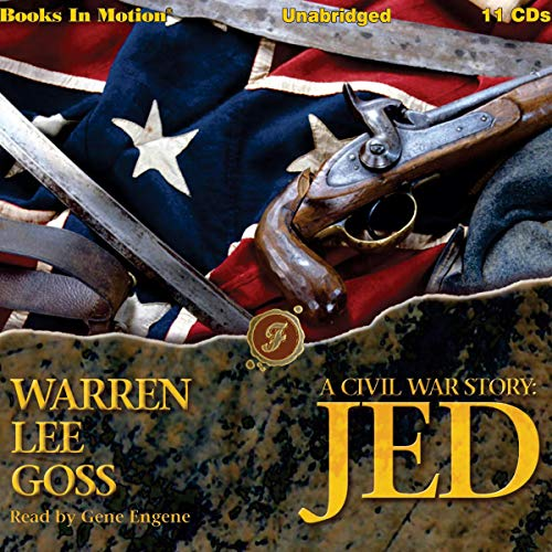 A Civil War Story: Jed cover art