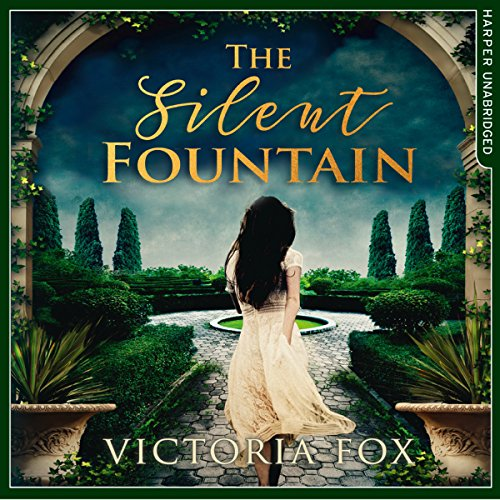 The Silent Fountain audiobook cover art