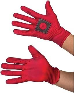 Costume Co. Men's Deadpool Costume Gloves