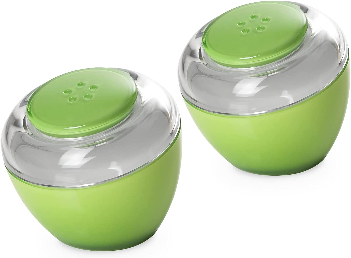 Omada Salt and Pepper Shakers: Acrylic Spice Limited time for free shipping – Set C Department store Shaker