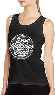 Dave Matthews Band Fashion Sports Design Women's Premium Tank Top for Daily Life Sport
