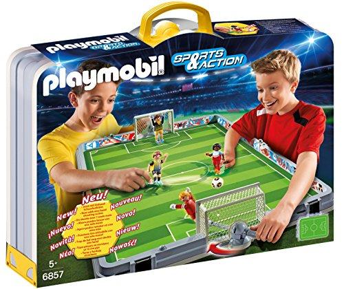 Playmobil 6857 Action Man Playset Color