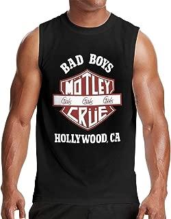 Motley Crue Tank Tops for Men