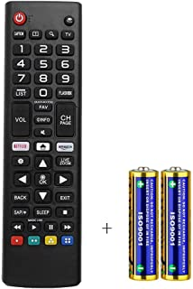Universal Remote Control for LG Smart TV Remote Control All Models LCD LED 3D HDTV Smart TVs AKB75095307 AKB75375604 AKB74915305