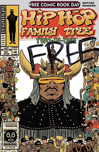 FCBD 2014: Hip Hop Family Tree Two-in-One (English Edition)