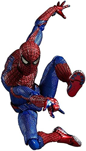 entrega gratis Lfy Modelo De Juguete Película Avengers Personaje Personaje Personaje Spider-Man Figura De Superhéroe Conjunto Figura Movible 16cm  precio al por mayor