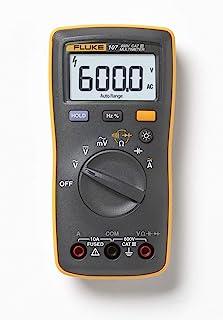جهاز قياس التيار الرقمي 107، 600 فولت تيار متردد/تيار مستمر