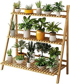 Amazon.fr : etagere bois et bambou : Jardin