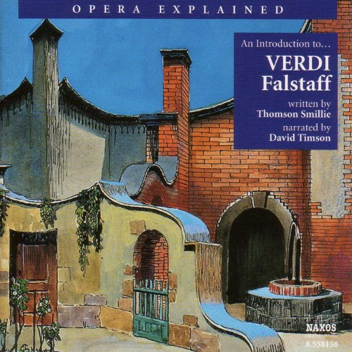 Verdi: Falstaff audiobook cover art