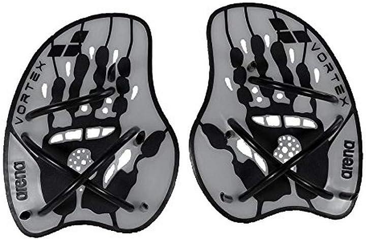 accessorio da allenamento paddle  unisex adulto arena vortex evolution hand paddle 95232