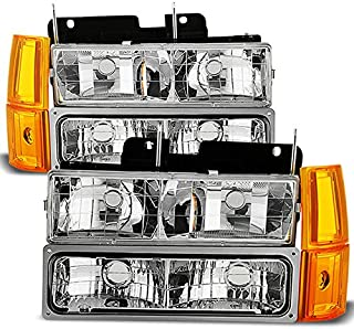 97 gmc sierra headlights