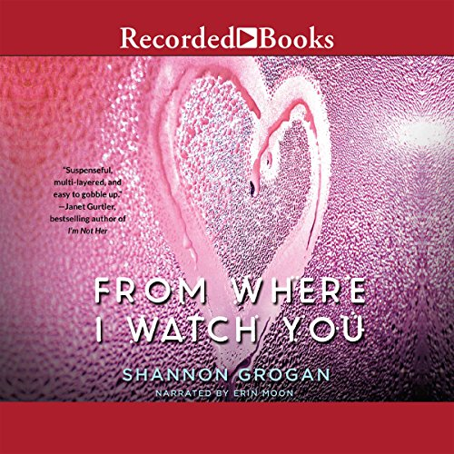 From Where I Watch You audiobook cover art