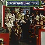 Love's Happening by Five Stairsteps & Cubie (2010-01-26)