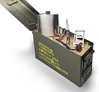 Acme Crate Essencial EDC 30 Cal. Ammo Can Gift Set