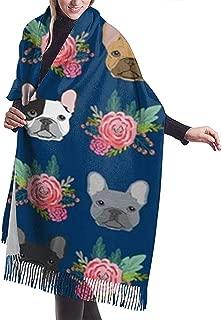 Sciarpa a portafoglio da donna a maglia con maniche avvolgere sciarpe scialle calde invernali tinta unita confortevole caldo alla moda