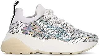 STELLA MCCARTNEY Luxury Fashion Womens 491514W02S48314 Silver Sneakers | Fall Winter 19