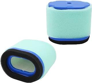 Yiizy 697029 Air Filter for Briggs & Stratton 498596 690610 5059h 4207 John Deere M147431 + 273356s Air Filter 2PCS - 697029 Air Filter