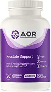 Advanced Orthomolecular Research, Prostate Support, 90 Vegetarian Capsules