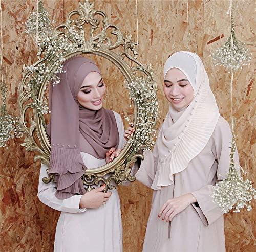 Cheap chiffon hijabs _image1