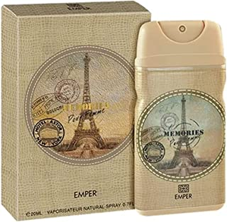 Emper Memories Deodorant Spray, 20 ml
