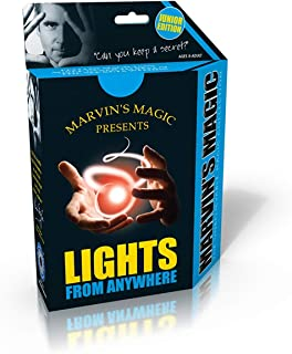 marvin's magic lights from anywhere blister card (junior)- Multi color