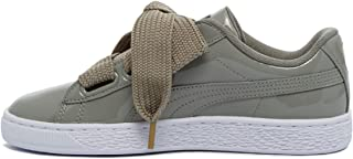 PUMA Basket Heart Patent WNS, Sneakers Basses Femme