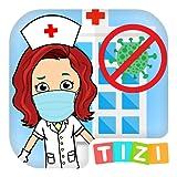 Ospedale di Tizi - giochi medici per bambini