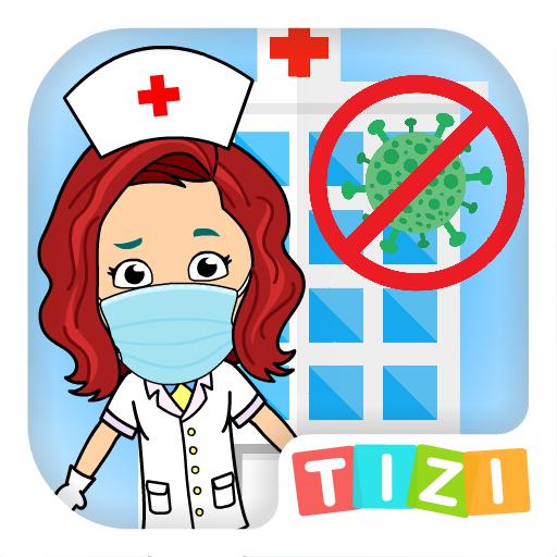 Hospital de la ciudad de Tizi - Juegos de médicos para niños