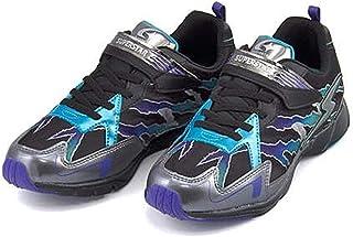 [スーパースター] バネのチカラ 男の子 キッズ 子供靴 運動靴 通学靴 スニーカー SS EE クッション性 カジュアル スポーツ スクール 学校 J866