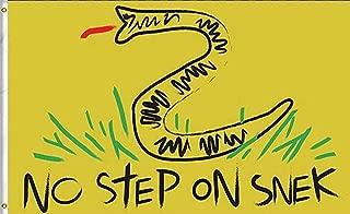 GAKA 3x5 FT No Step On Snek Flag