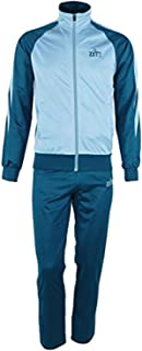 ZITY Men's Tracksuit Set Autumn Zippper Long Sleeve 2-Pcs Sports Wear Active Top & Pants