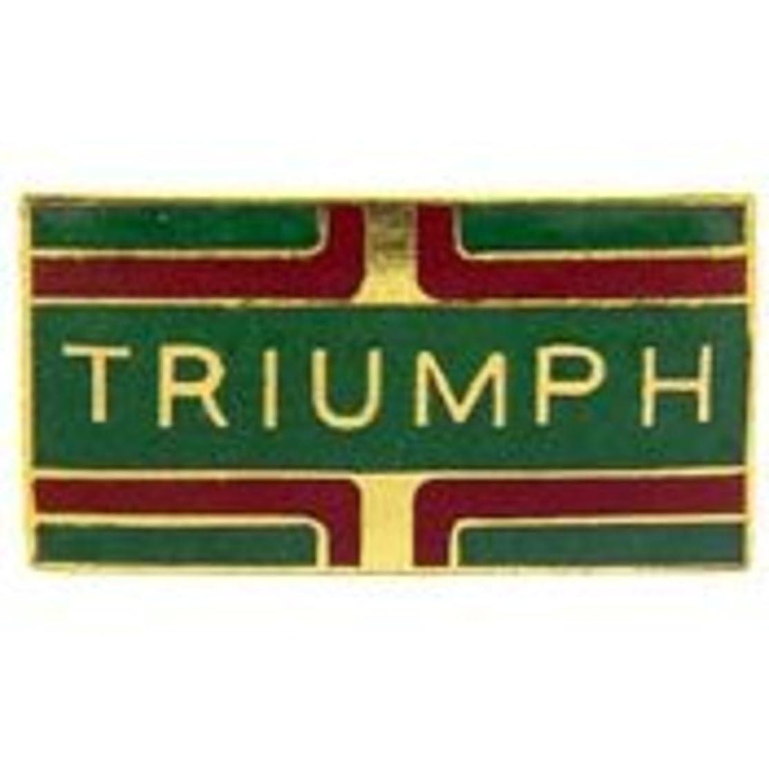 EagleEmblems P06299 PIN-CAR,Triumph,Logo (1'')