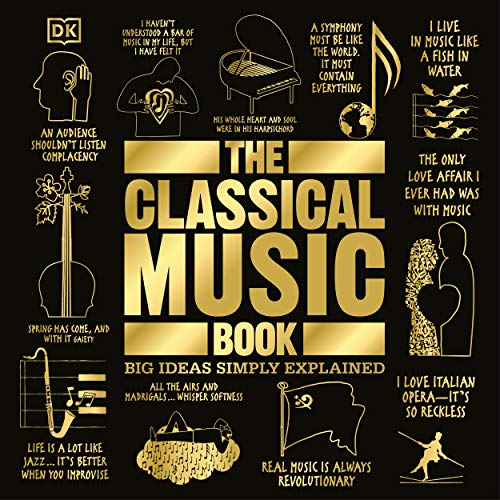 The Classical Music Book cover art